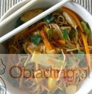 kurczak chow-mein