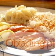 Filety z kurczaka w miodzie