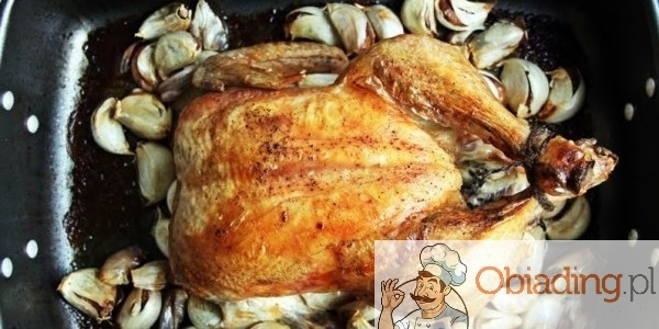 kurczak z czterdziestoma rozbojnikami