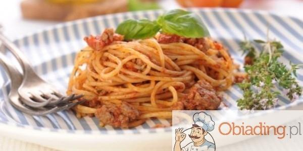 pomaranczowe spaghetti