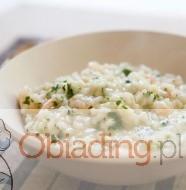 risotto z serem
